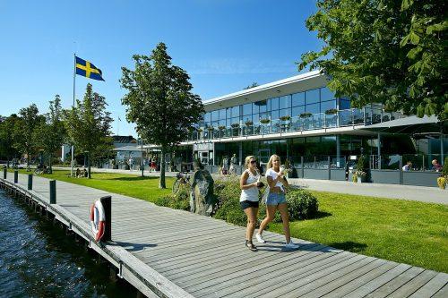 Picture from Växjö